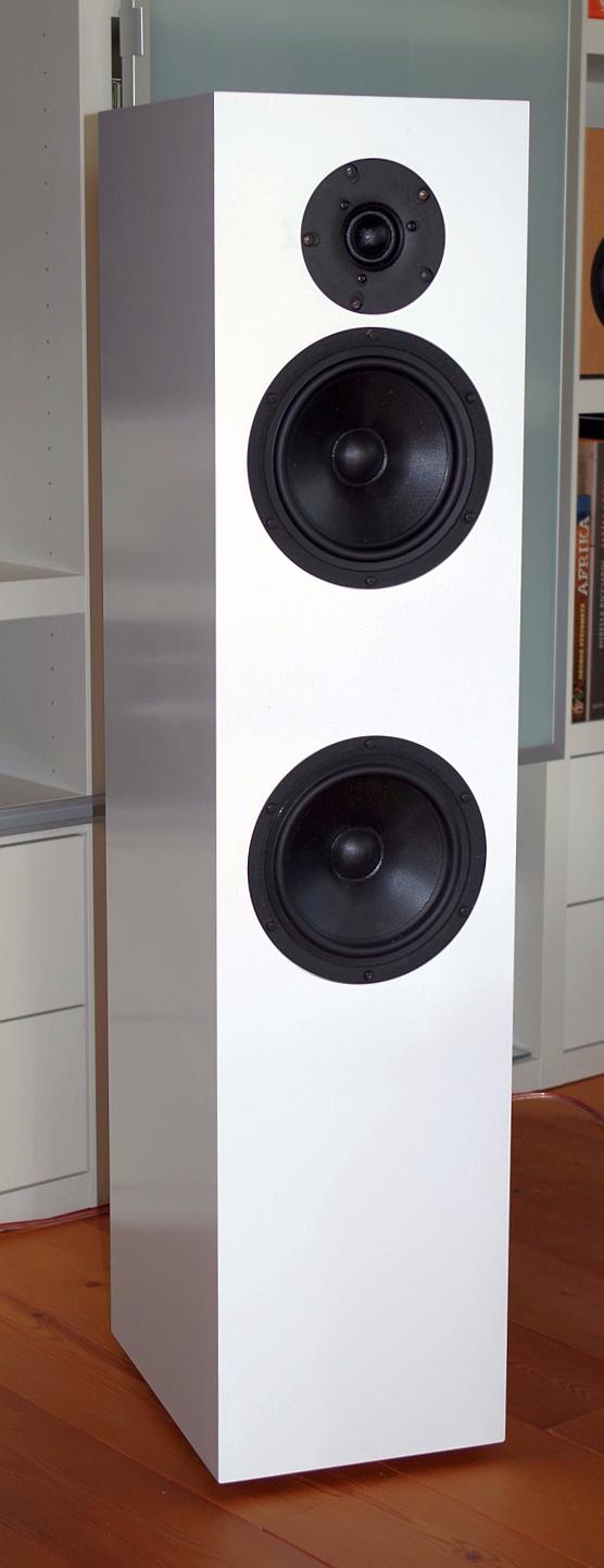 lautsprecherbau thomaier startairkit261 sak261. Black Bedroom Furniture Sets. Home Design Ideas