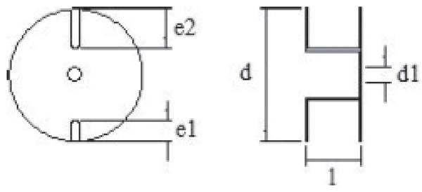 Lautsprecherbau Thomaier - Mundorf, Mcoil Stift-Kernspule FERRIT ...